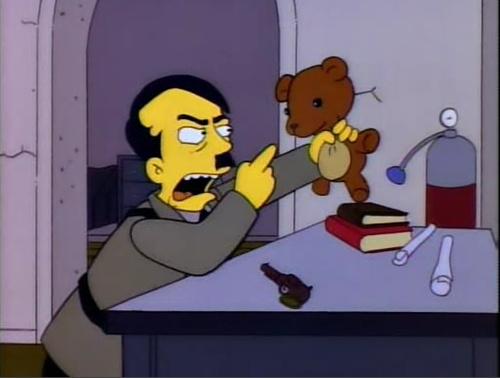 famosos que han aparecido en Los Simpsons