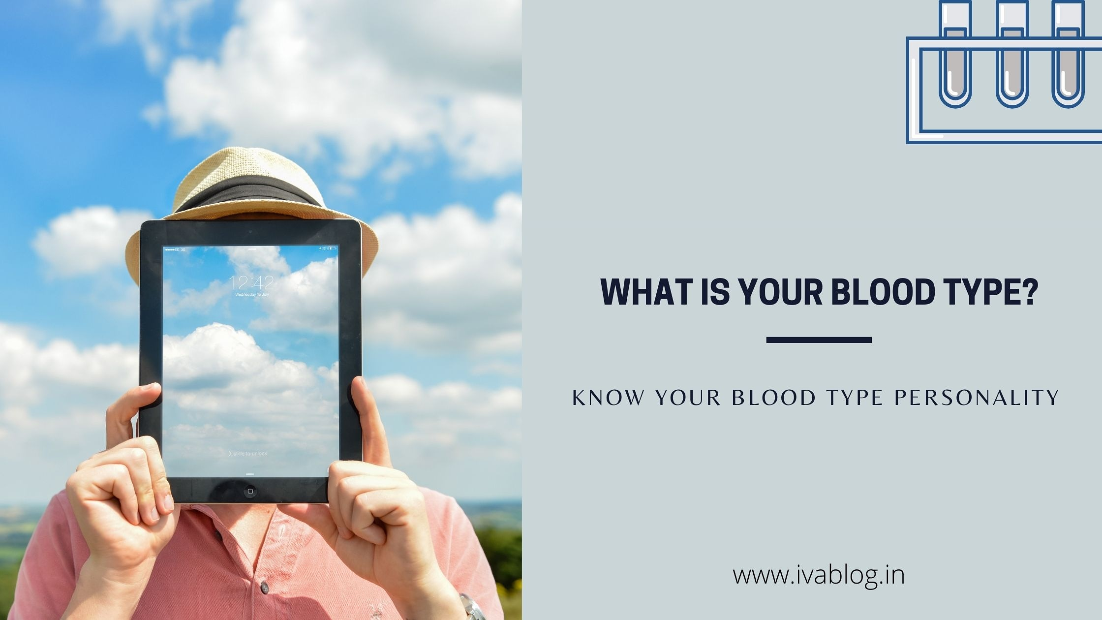 Do You Know Your Blood Type Personality?