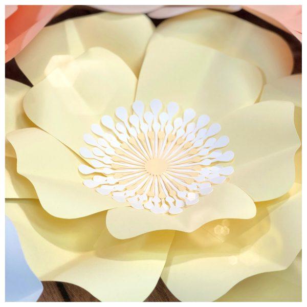 aura petal template