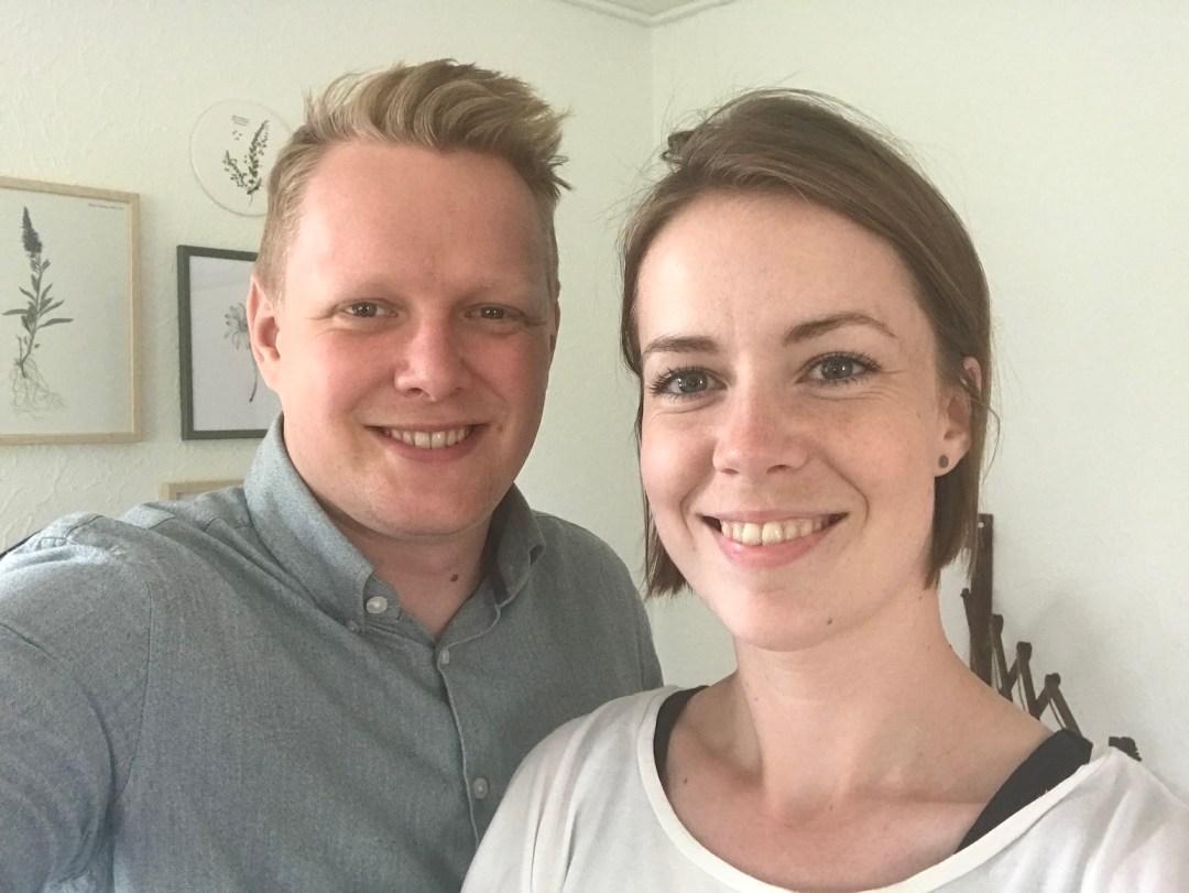 Janni Svane og Uffe fra Nordlig