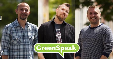 Greenspeak – Sådan starter man et bæredygtigt mobilselskab for 50.000 kr.