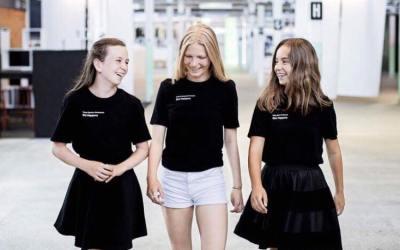 Shit Happens – 13 årige piger vil redde liv med lort