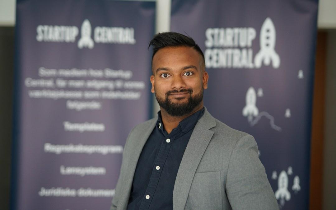 Ind til benet på Startup Central