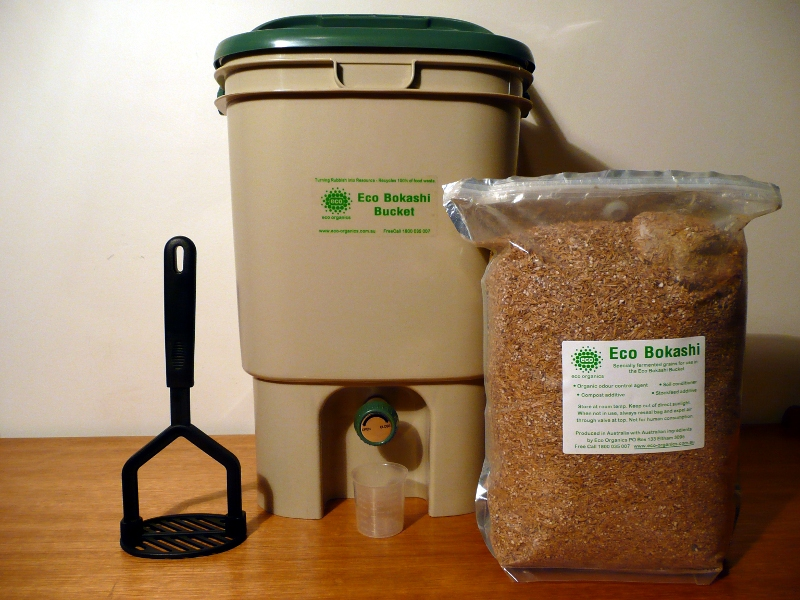Bokashi  How to Recycle All of Your Food Waste  I Value Food