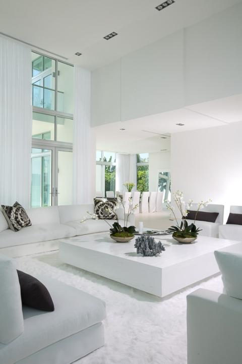White Interior By Ivana Radovanovic Al Rousan