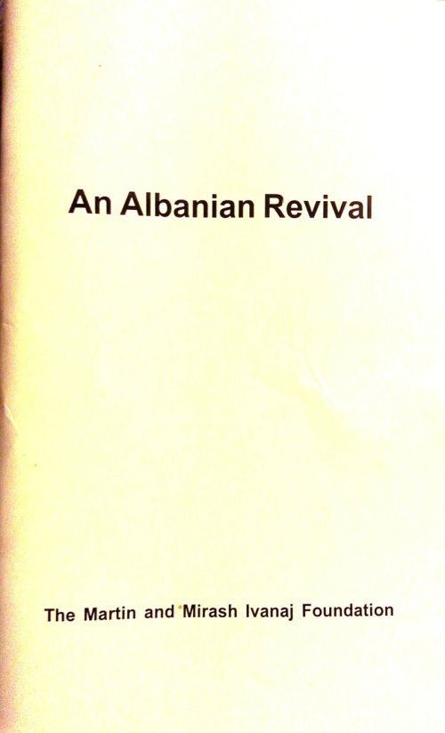 An Albanian Revival