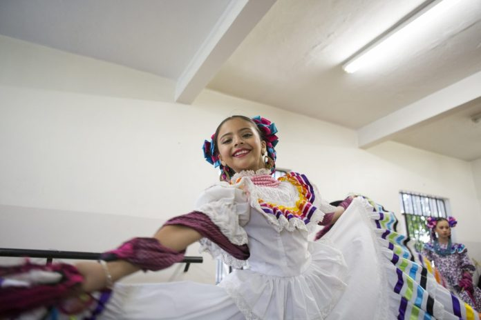Ballet Folclórico Infantil de la UdeG