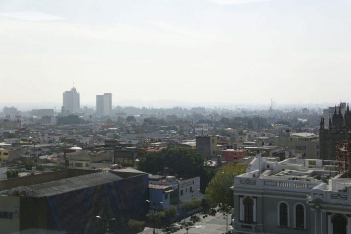 Contaminación del aire en GDL