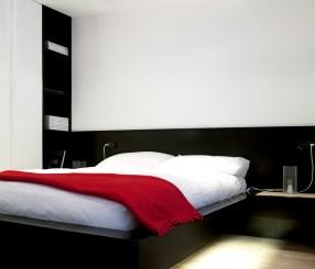 Diseño interior de piso en Galicia. Todo el mobiliario es de diseño y fabricación propia