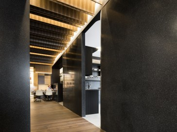 Recorrido en Diseño de showroom de cocinas para Grupo Ramón García