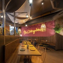 Sin chingaderas-Nana Pancha, restaurante mexicano en A Coruña-Galicia
