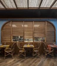 Cocina de Nana Pancha, restaurante mexicano en A Coruña-Galicia