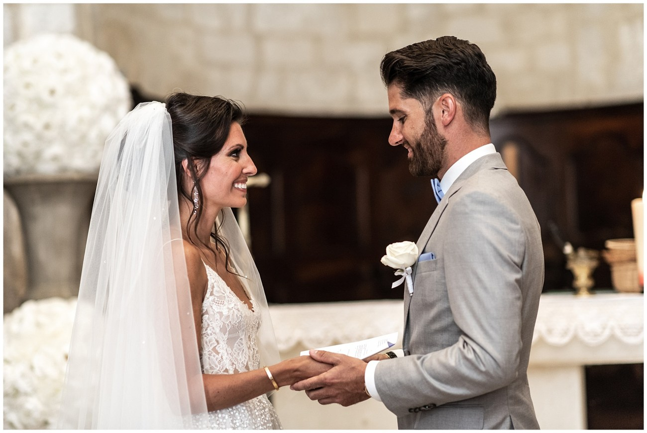 Mariage magique au coeur du Lubéron