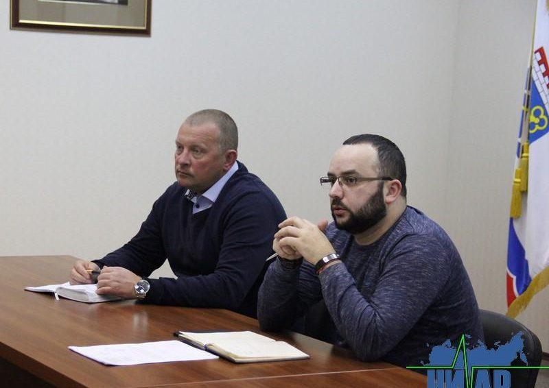 Ивангородская администрация активно включилась в работу 2020 (фото)