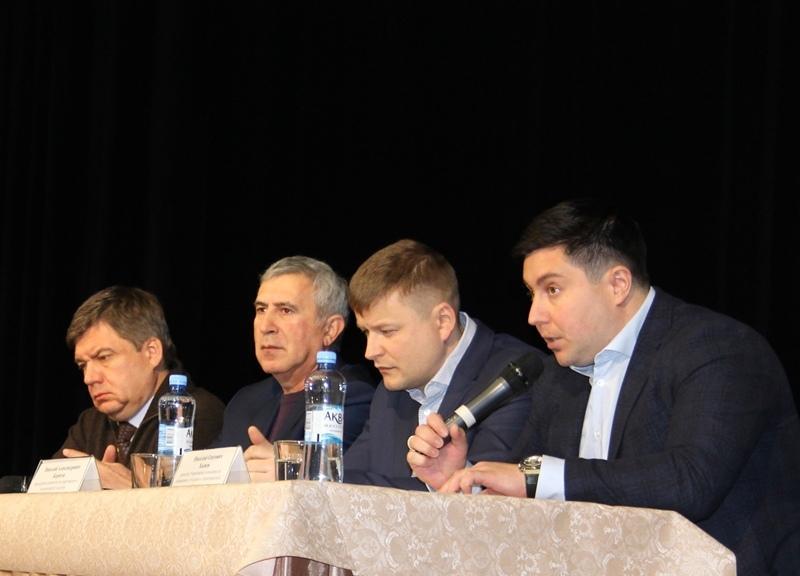 В Кингисеппе обсудили проведение «мусорной» реформы (фото)