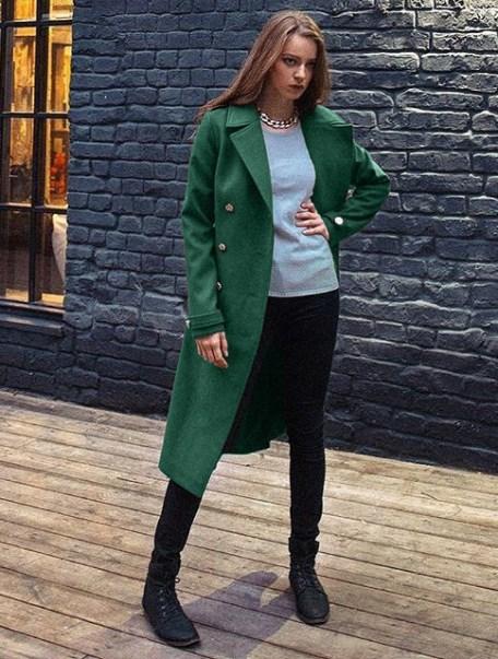 palton-fete-tinere-verde-casual