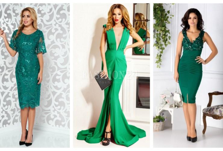 modele-rochii-verzi-elegante-de-seara-de-ocazie-scurte-midi-lungi-superbe