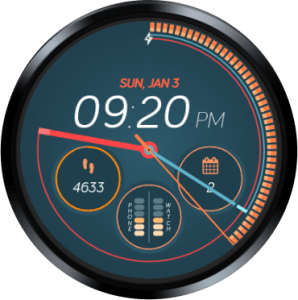 Android Wear WatchFace