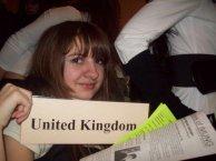 Delegate of the United Kingdom