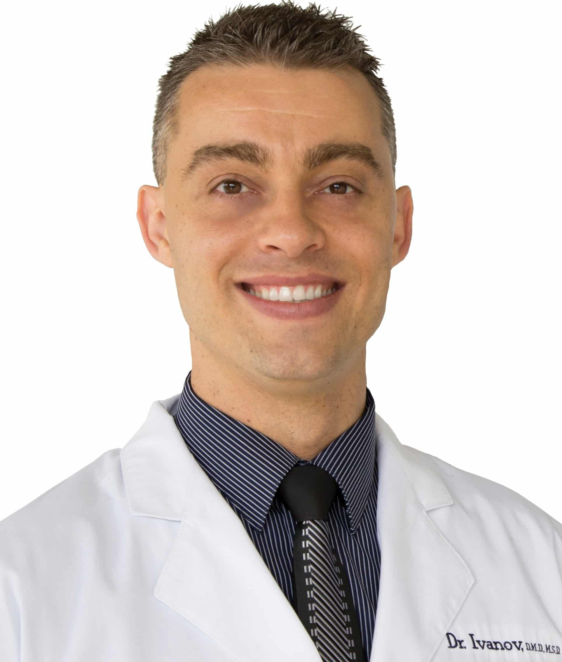 Dr.-Ivanov-orthodontist-near me for braces at IVANOV Orthodontic Experts