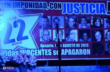 2 Años de Salta 2141 VIGILIA CULTURAL + ACTO EN MEMORIA DE LAS 22 VICTIMAS © IVAN PAWLUK http://ivanpawluk.com/ reservados todos los derechos / all rights reserved