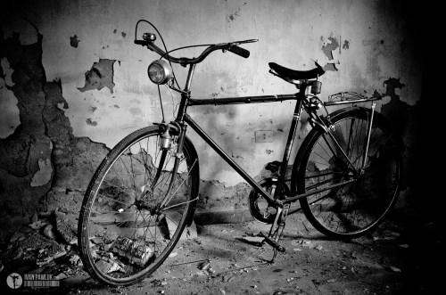 Bicicleta de Felipe