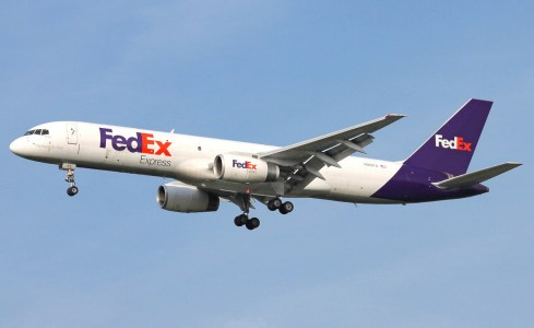 FedEx_Express avion