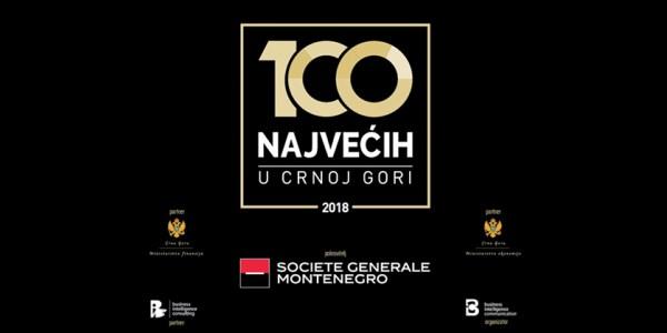 100 najvecih Crna Gora