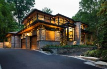 Small Contemporary Home Modern House