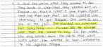 Gilkes's 2010 Affidavit
