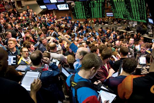 VIX Market Trading