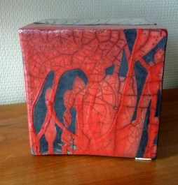 Natori -emboitement -email rouge gradignan-fritte 1254 - 003