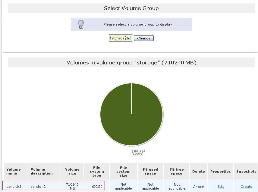 Virtual Infrastructure gratuita con vmware esxi e openfiler (6/6)