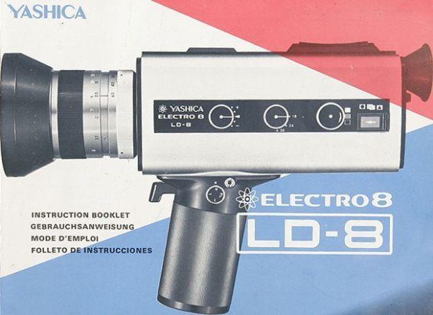 Yashica Electro 8 LD-8