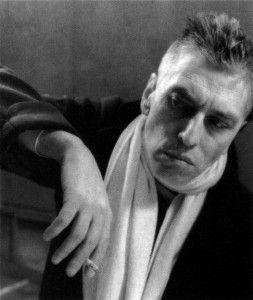 Iván Zulueta en la década de los 80