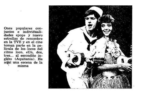 Texto promocional en Mundo Deportivo (21 de marzo de 1970)