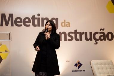 Elodia Maria Osmarin Borba, superintendente Caixa