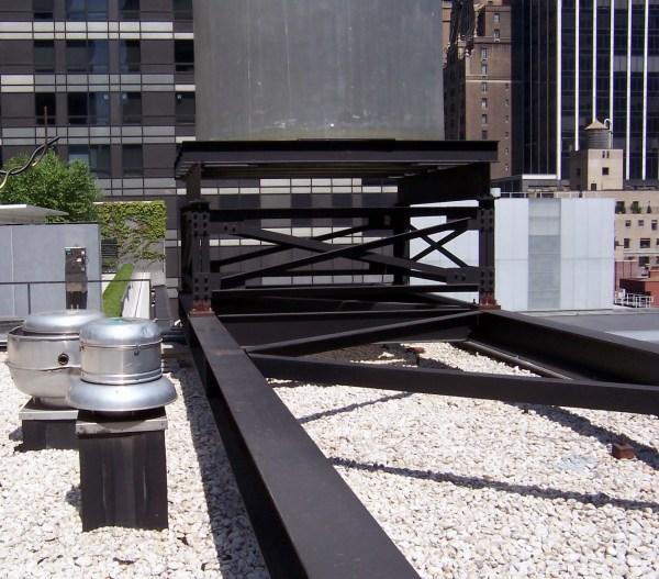Amending Rachel Whiteread Water Tower Infrastructure Art