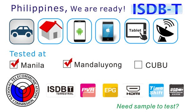 Philippine Digital TV