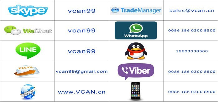 VCAN Ccontact