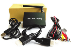 VCAN1245 Universal WIFI Wirelss Mirror Link BOX with CVBS and HDMI output 3