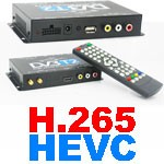 Car DVB-T2 Comparison 1