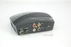 VCAN1076 HD mini Home DVB-T2 Digital TV Receiver H.264 black box MPEG4 USB PVR 7