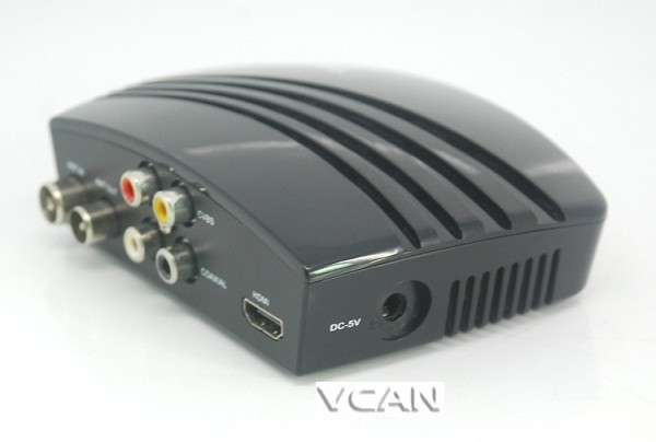 HD mini Home DVB-T2 Digital TV Receiver