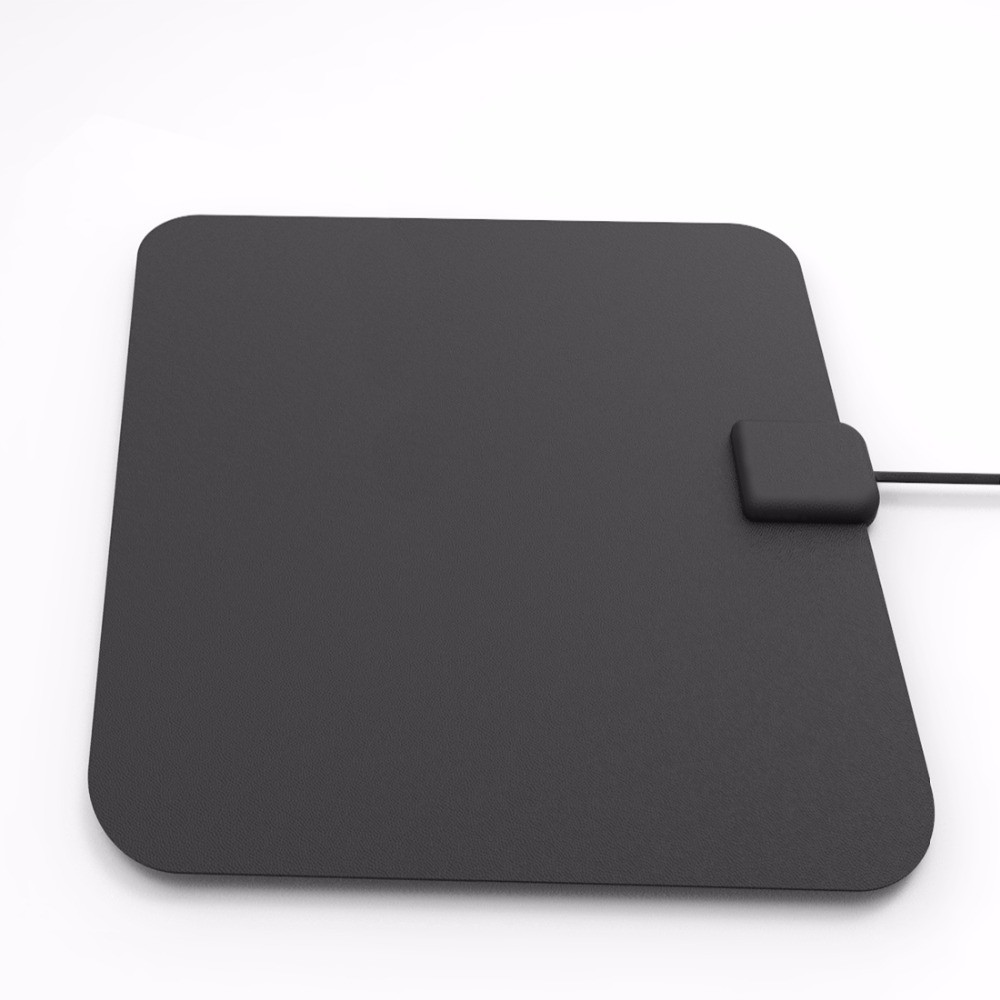 VCAN0992 Digital TV DVB-T2 UHF/VHF Flat antenna and No extra power required for home use 20