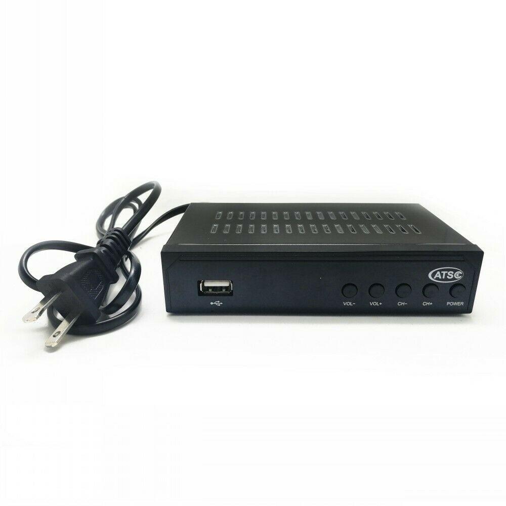 Mexico ATSC TV Receiver Digital TV MPEG4 HDMI USB PVR VCAN1078 for USA Canada 15