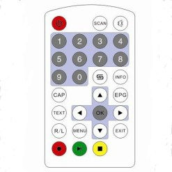 One Antenna auto mobile tv tuner HD car tv receive box for Japan/Brazil/Chile ISDB-T ISDB-T5009 6