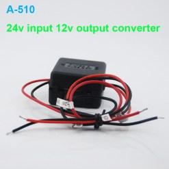 DC24V to 12V Car power charger adapter converter DC/DC Converter Regulator 24V Step Down to 12V Low Voltage Reducer Buck Transformer Vehicles 6