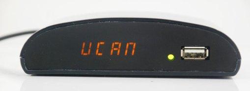 mini Digital TV receiver Set Top Box Home HDTV HDMI USB 5