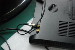 2 tuner 2 antenna isdb-t digital tv receiver 10.1 inch full segment digital TV receiver for Japan mini b-cas card reader high speed moving 13